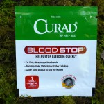 Curad ® Bloodstop ® Hemostatic Gauze